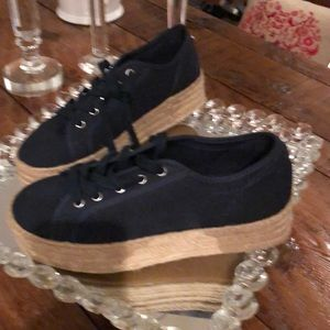 New sneakers navy blue
